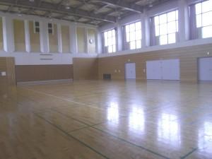 瓜生体育館